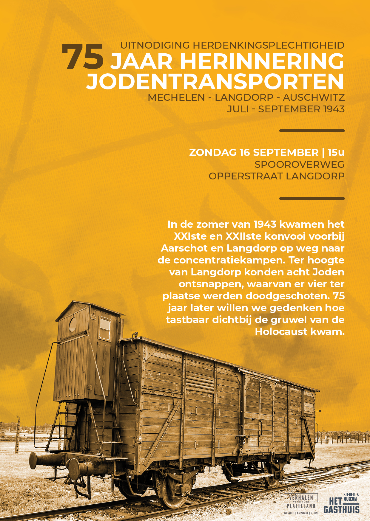 herdenking jodentransport 5
